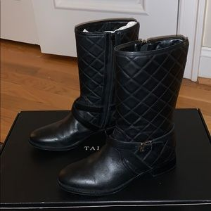 Talbots 'Tia' Quilted Boot